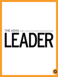 Universal Design For Learning Meeting The Needs Of All Students The Asha Leader