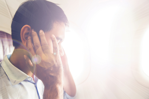 Ear-Popping Questions: Travelers carrying the extra baggage