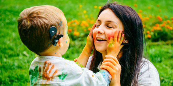 Language Differences in Children With Hearing Loss