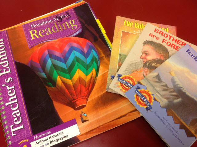 Curriculum Books