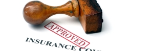 approved insurance claim